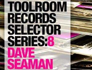 tool room records presents Selector Series 8 by Dave Seaman