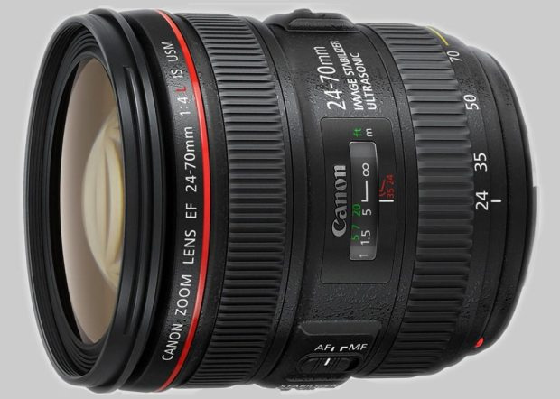 Canon 24-70mm-f4L IS USM