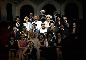 Teatrul Masca sarbatoreste 23 de ani de la infiintare - foto comedia
