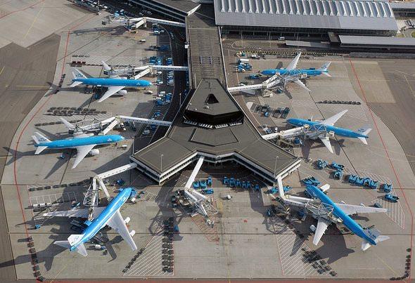 aeroport Amsterdam Schipol