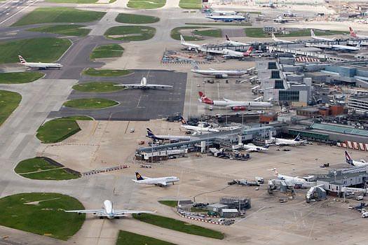 aeroport - Londra, Heathrow