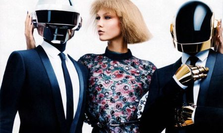 Daft Punk foto Vogue
