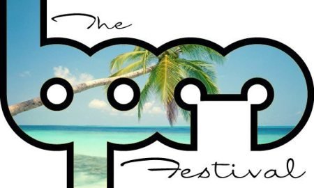 Artistic logo for BPM Festival Mexic