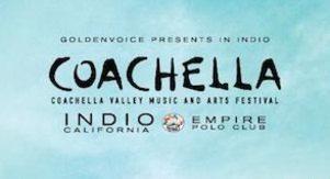 Logo Coachella California