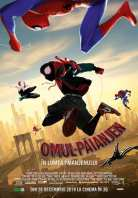 afis Spider-Man into the Spider-Verse