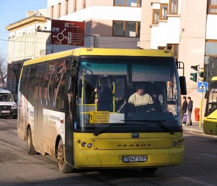 Programul autobuzelor de pe Traseele 2 , 2B, 2C