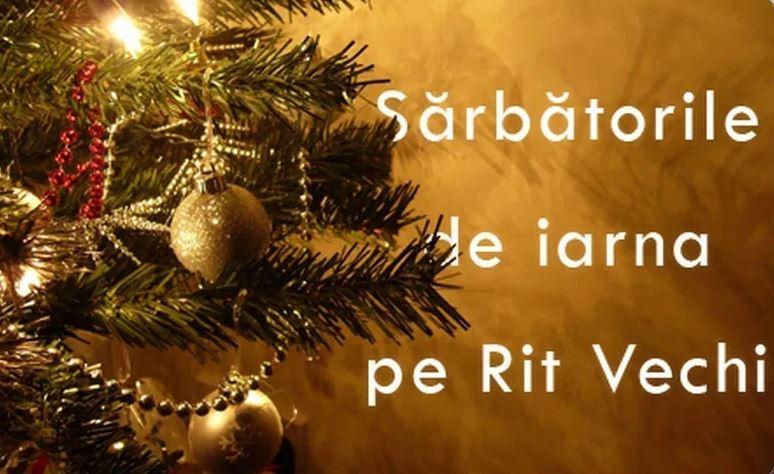Creștinii ortodocși pe rit vechi sărbătoresc astăzi Crăciunul