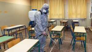 Noi cazuri Covid-19 în 2 școli din judeţ