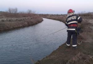 Bărbat de 41 de ani găsit înecat de pompierii tulceni
