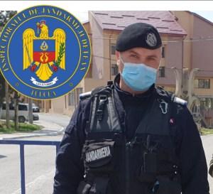 Jandarmii tulceni, la datorie în perioada Sărbătorilor Pascale și a minivacanței de 1 Mai