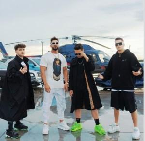 """5GANG și Dorian Popa, cele mai vizualizate vedete din online își unesc forțele pe piesa – """"PORSCHE"""