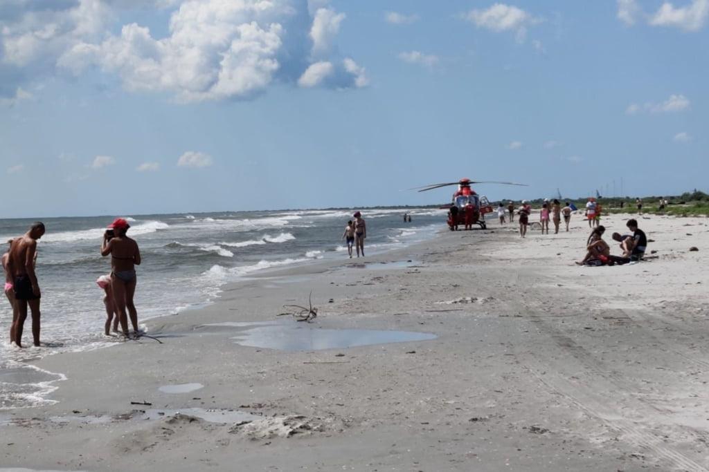 Un turist a murit înecat la Sulina!