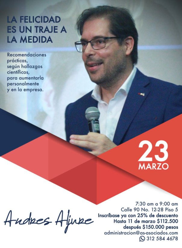 Conferencia Andres Aljure