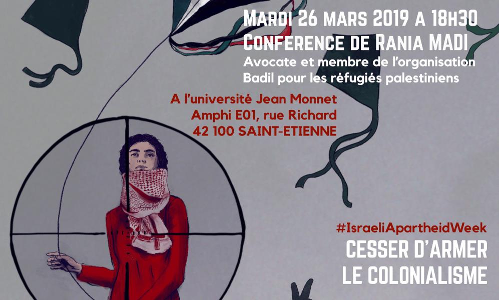 IAW-2019 - Conférence de Rania Madi