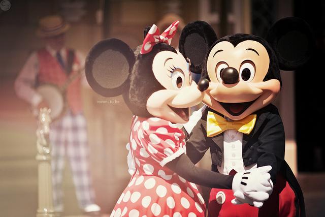 La Saint Valentin Disneyland Paris