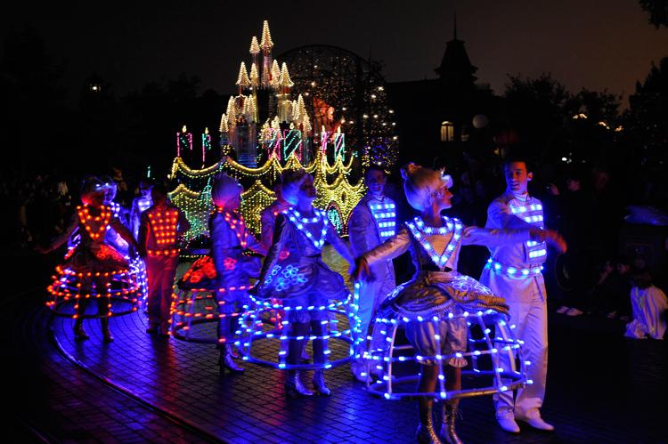Disney Fantillusion DLP 02
