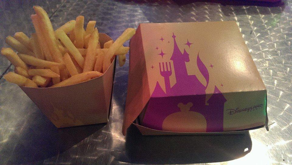 fast food dlp nouveau