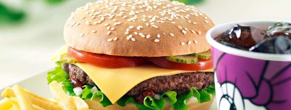 fast food dlp
