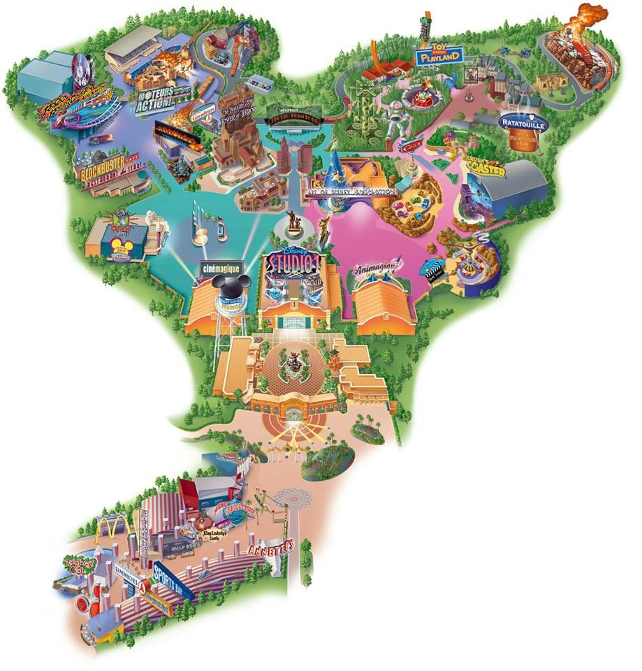 Map ratatouille 1