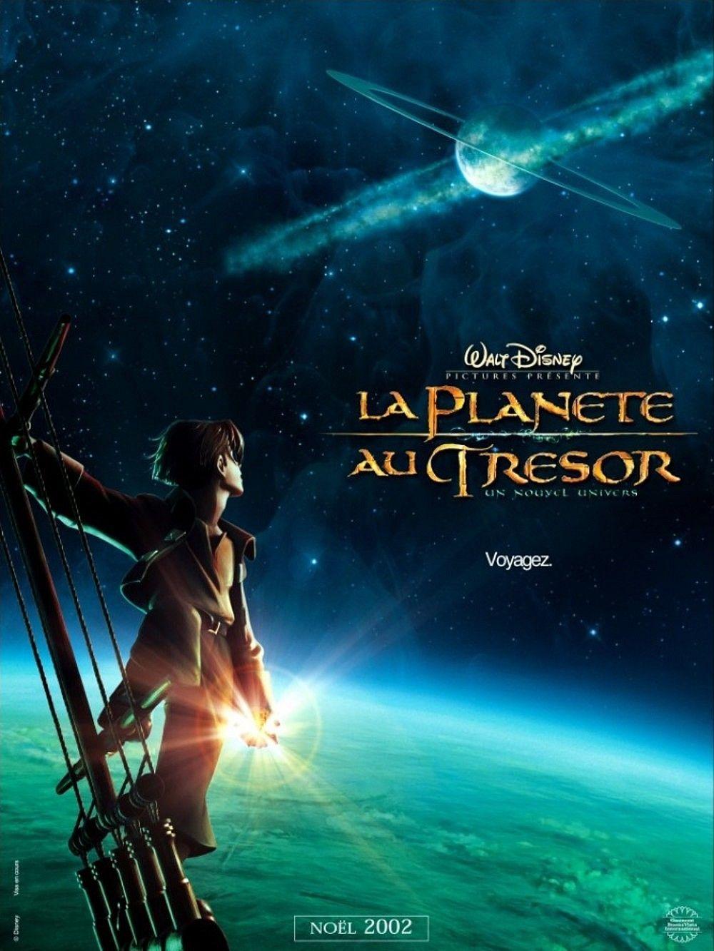 La Planete Au Tresor Streaming : planete, tresor, streaming, Planète, Trésor, Raisons, Terrible, échec, Disney