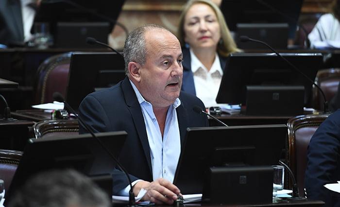 """Marino: """"No voy a ser candidato a senador nacional en las elecciones de octubre"""""""
