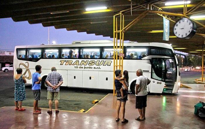 Las nuevas tarifas de Transur SRL para los pasajes entre localidades pampeanas