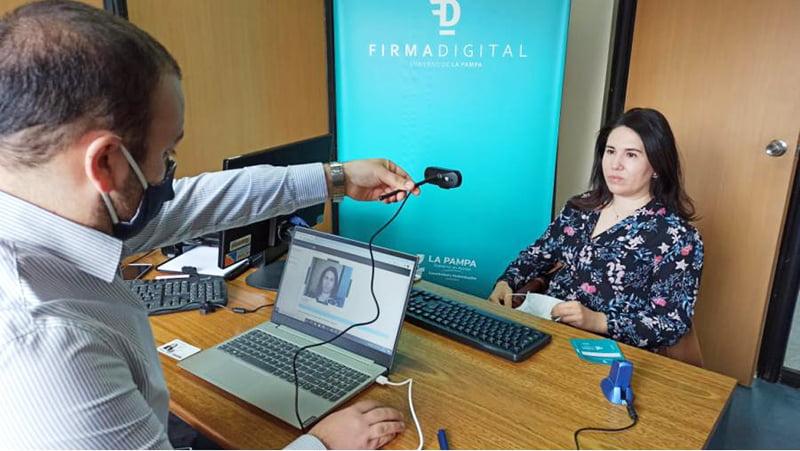 En La Pampa se invierte para achicar la brecha digital y modernizar la administración pública