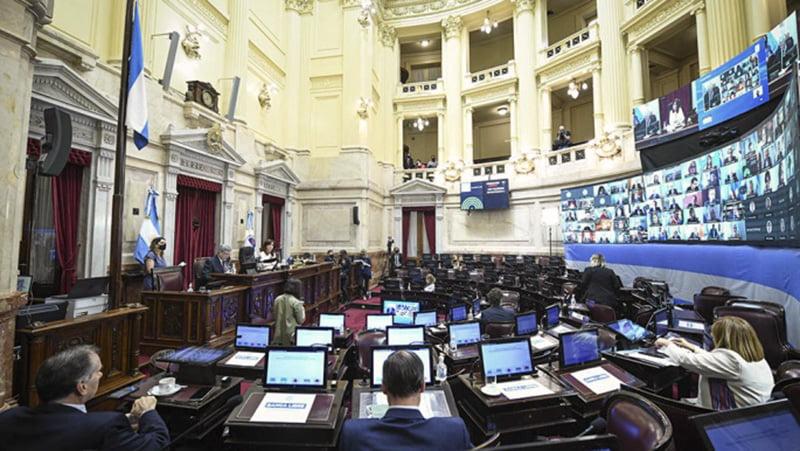 El Senado convirtió en ley el Aporte Solidario y Extraordinario de las grandes fortunas
