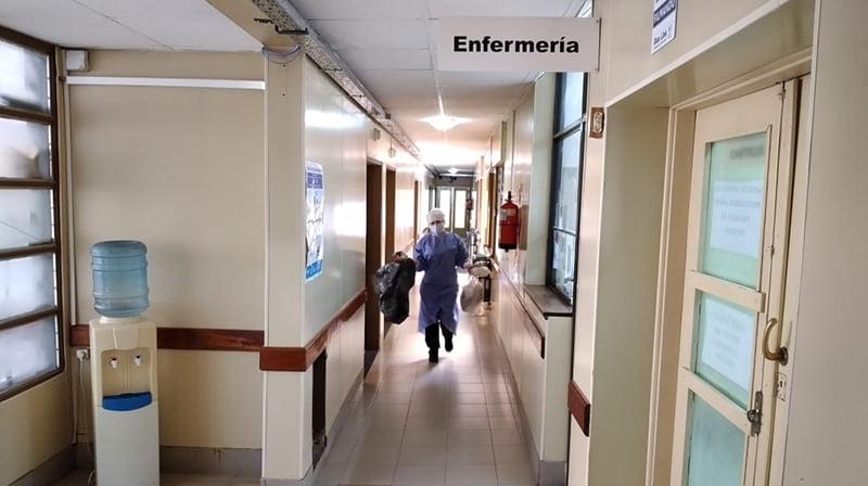 En Castex se registraron 14 contagios de Covid 19 en las últimas 48 horas y hay 5 internados