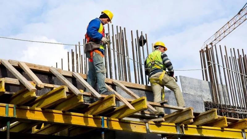 Según el Indec, los materiales de construcción terminaron 2020 con un alza del 65%