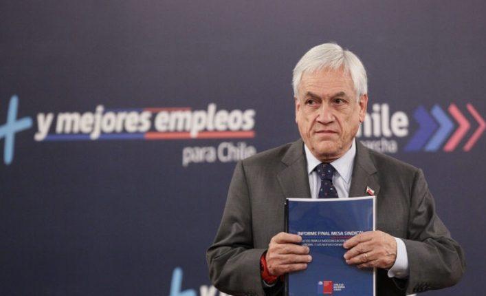 La indemnización que no fue: Gobierno cede y descarta disminuir compensaciones Laborales