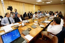 Sesión de pesca cámara de diputados solicitando la idea de legislar la ley de pesca 21.134