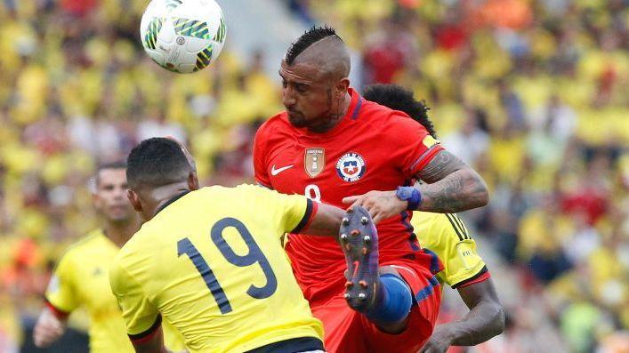 Chile buscará lograr un lugar en semifinales de Copa América enfrentando a Colombia