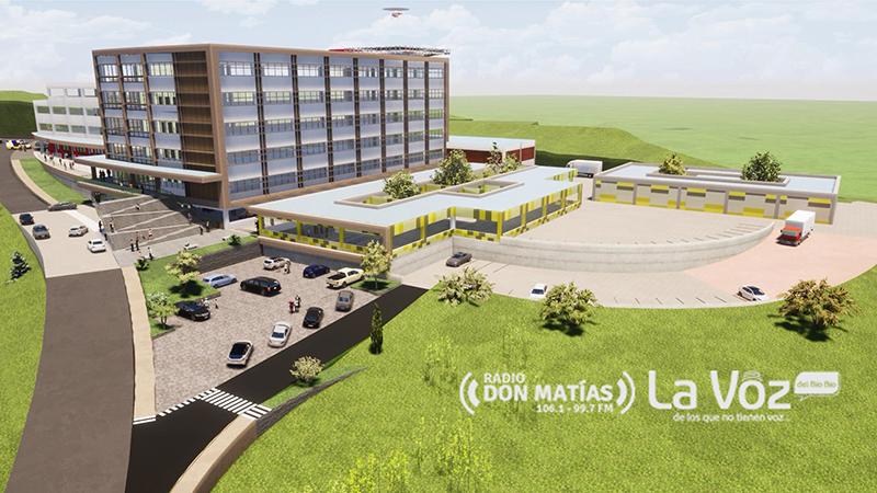 Nuevo Hospital de Lota : El sueño de TODOS, los Lotinos/as