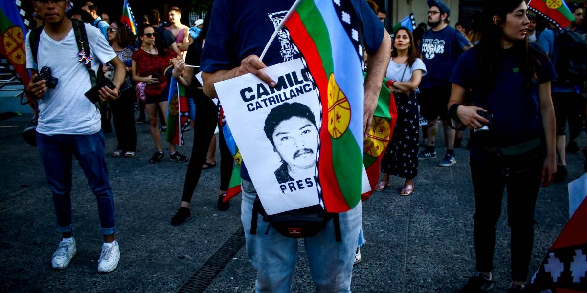 A un año del asesinato del comunero mapuche: padre de Camilo Catrillanca llama a la gente que se sienta comprometida con la causa a manifestarse con tranquilidad