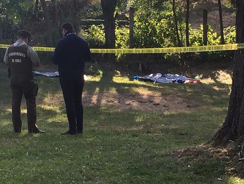 Investigan la muerte de joven en las inmediaciones de la piscina municipal de Curanilahue