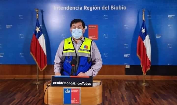 INFORME SEREMI SALUD AL 23 OCTUBRE COVID-19: REGIÓN DEL BIOBÍO