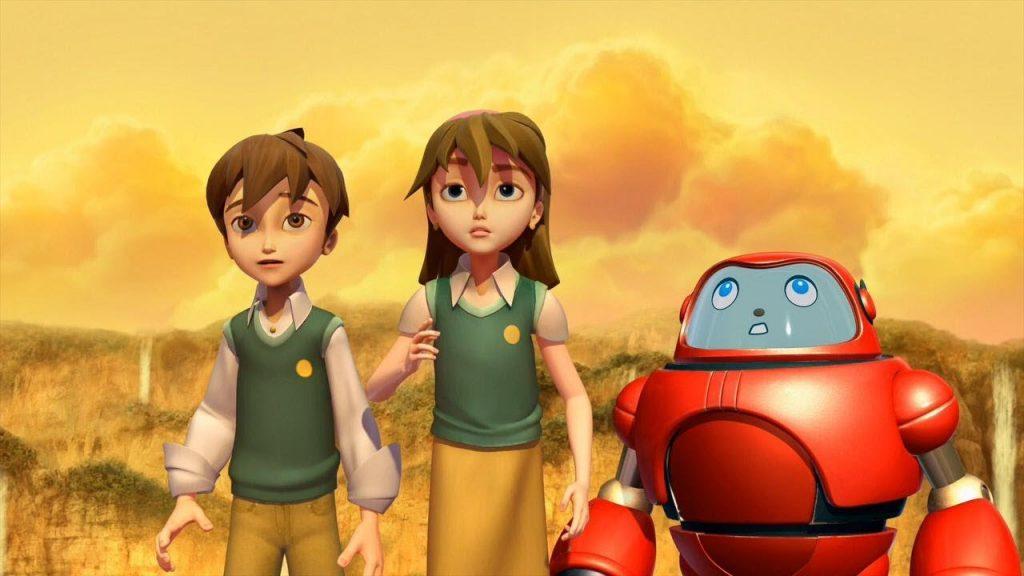 Découvrez notre sélection des dessins animés chrétiens pour vos enfants.