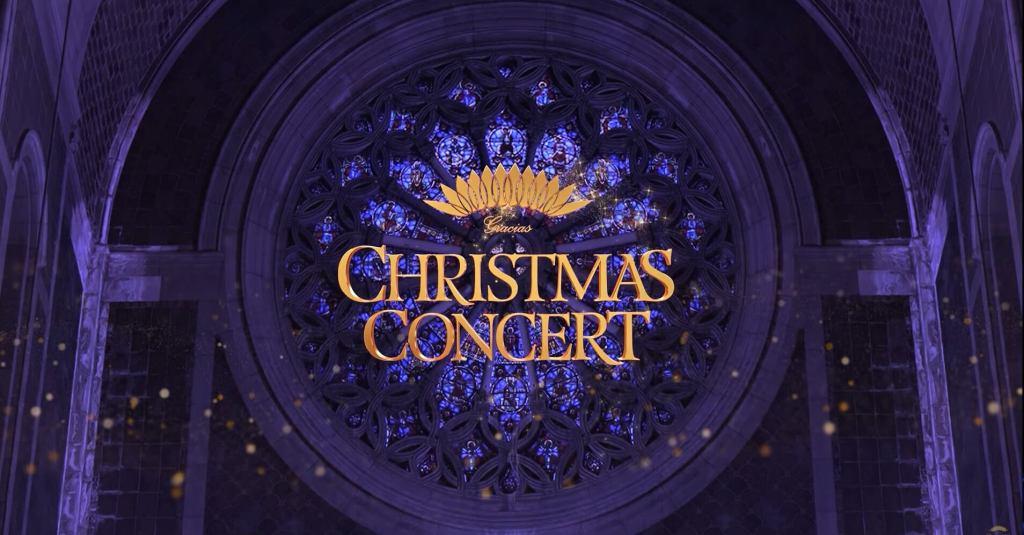 Gracias Choir - Christmas Concert