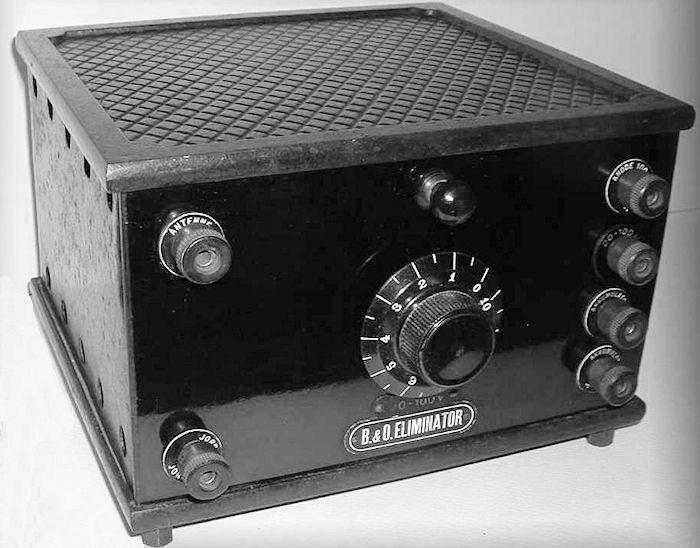 Reparacion Radios Antiguas - Bang Olufsen Eliminator - Radioexperto.com