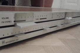 Reparacion Radios Antiguas - Bang Olufsen Beocenter 1400 - Radioexperto.com