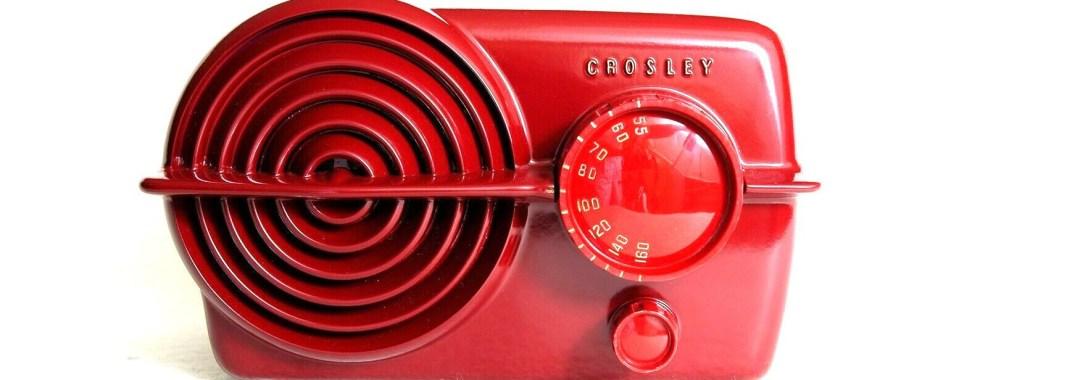 1951 crosley 11-115U 2