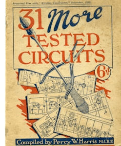31 more tested circuits - esquemas radio galena - radioexperto.com