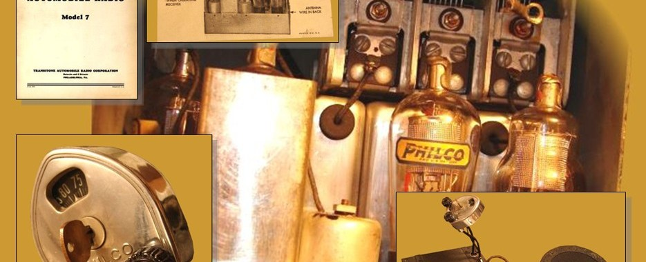 Philco Transitone Mod 7 - 1933