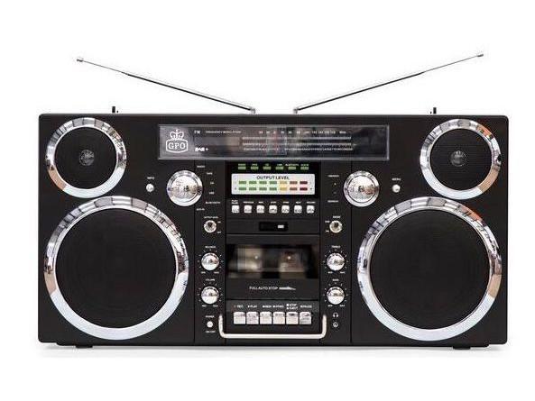 Radio cassette Boombvox