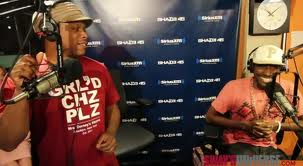 Honors English Shows Off His Lyricism on Sway in the Morning