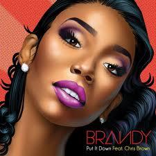 "Brandy ""Put It Down"" on Good Morning America"