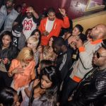Chris Brown, FloRida and Hennessy V.S Put on a Show 8