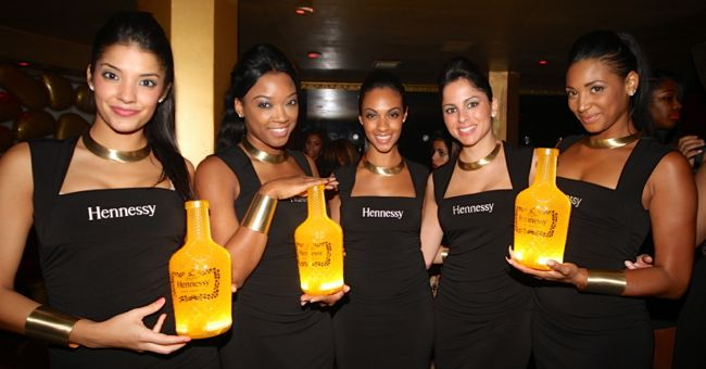 Hennessy V.S Girls