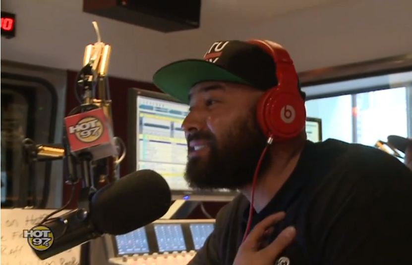 Hot 97 Reads a Powerful Letter to George Zimmerman